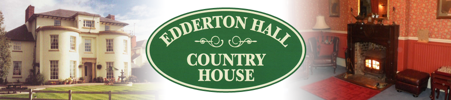 Edderton Hall Country House, Powys, Wales